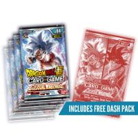 Dragon Ball Super TCG - Colossal Warfare - 12 Booster Packs Thumb Nail