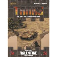 Tanks: Soviet Lend-Lease Valentine Thumb Nail