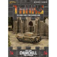 Tanks: Soviet Lend-Lease Churchill Thumb Nail