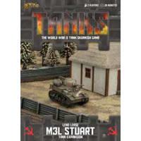 Tanks: Soviet Lend-Lease M3L Stuart Thumb Nail