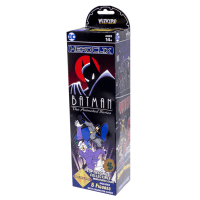 DC HeroClix: Batman The Animated Series Booster Pack Thumb Nail