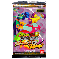 Dragon Ball Super TCG - The Tournament of Power - Booster Pack Thumb Nail