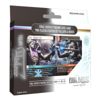 Final Fantasy TCG - Villains & Heroes Two Player Starter Set Thumb Nail