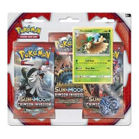 Pokemon - SM Crimson Invasion 3 Booster Blister (Decidueye)  Thumb Nail