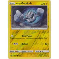 Alolan Geodude - 40/145 (Reverse Foil) Thumb Nail