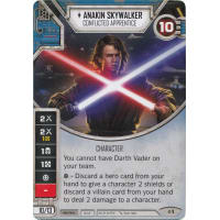 Anakin Skywalker - Conflicted Apprentice Thumb Nail