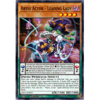 Abyss Actor - Leading Lady Thumb Nail