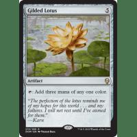 Gilded Lotus Thumb Nail