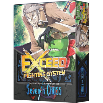 Exceed: Seventh Cross - Sydney & Serena Expansion