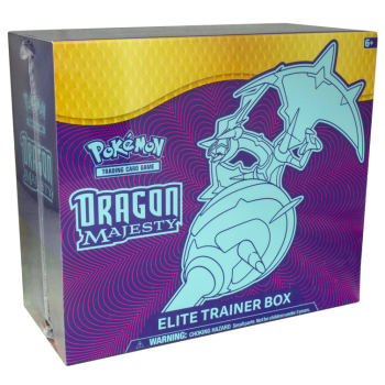 Pokemon - Dragon Majesty Elite Trainer Box