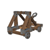 WizKids 4D Settings: War Machines - Catapult