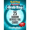 CoolStuffInc.com Reverse Foil Pokemon Grab Bag - 25 Random Reverse Foil Single Cards!