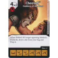 Cheetah - Goddess of the Hunt Thumb Nail