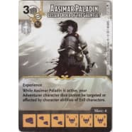 Aasimar Paladin - Lesser Order of the Gauntlet Thumb Nail