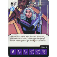 Clea - Flames of Regency Thumb Nail