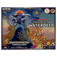 Dungeons & Dragons Dice Masters: Trouble in Waterdeep Campaign Box Thumb Nail