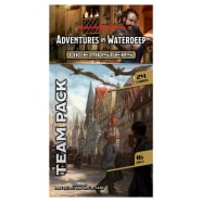 Dungeons & Dragons Dice Masters: Adventures in Waterdeep Team Pack Thumb Nail