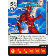 Barry Allen - Super-Sonic Punch Thumb Nail