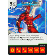 Barry Allen - Central City Streak Thumb Nail