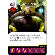 Baron Zemo - Thunderbolt Thumb Nail