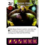 Baron Zemo - Helmut J. Zemo Thumb Nail
