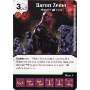 Baron Zemo - Master of Evil Thumb Nail