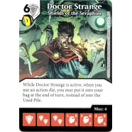 Doctor Strange - Shields of the Seraphim Thumb Nail