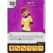 April - Sixth Sense Thumb Nail