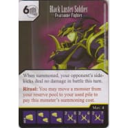 Black Luster Soldier - Fearsome Fighter (72/120) Thumb Nail