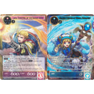 Glorian Princess of Water, Charlotte / Lars, Inheritor of the Sacred Spirit (Full Art) Thumb Nail