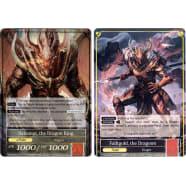 Bahamut, the Dragon King / Falltgold, the Dragoon Thumb Nail