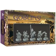 Jim Henson's Labyrinth: The Board Game: Goblins! Expansion Thumb Nail