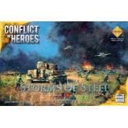 Conflict of Heroes: Storms of Steel! 3rd Edition Thumb Nail