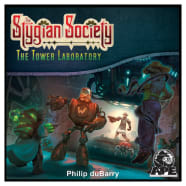 The Stygian Society: The Tower Library Expansion Thumb Nail