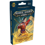 Mage Wars Academy: Monk Expansion Thumb Nail