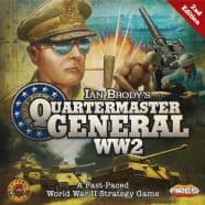 Quartermaster General: WW2 - 2nd Edition Thumb Nail