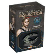 Battlestar Galactica: Spaceship Pack - Starbuck's Cylon Raider Thumb Nail