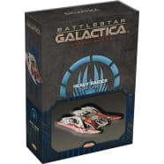 Battlestar Galactica: Spaceship Pack - Cylon Heavy Raider (Captured) Thumb Nail
