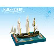 Sails of Glory: Artesien 1765 / Roland 1771 Ship Pack Thumb Nail