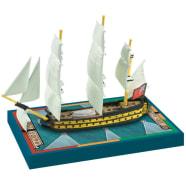 Sails of Glory: HMS Agamemnon 1781 / HMS Raisonnable 1768 Ship Pack Thumb Nail