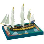 Sails of Glory: HMS Polyphemus 1782 / HMS America 1777 Ship Pack Thumb Nail