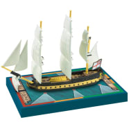 Sails of Glory: HMS Africa 1781 / HMS Vigilant 1774 Ship Pack Thumb Nail
