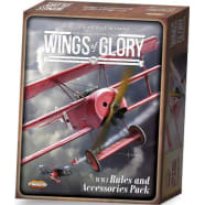 Wings of Glory WWI Rules and Accessories Pack Thumb Nail