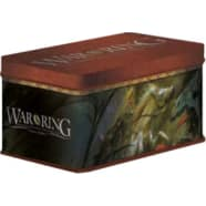 War of the Ring Second Edition: Card Box With Sleeves Thumb Nail