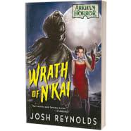 Arkham Horror Novel: Wrath of N'Kai Thumb Nail