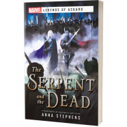 Marvel: Legends of Asgard - The Serpent and The Dead (Novel) Thumb Nail