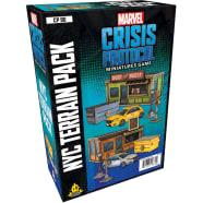 Marvel: Crisis Protocol - NYC Terrain Pack Thumb Nail