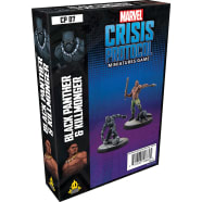Marvel: Crisis Protocol - Black Panther and Killmonger Character Pack Thumb Nail