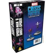 Marvel: Crisis Protocol - Spider-Man and Ghost-Spider Character Pack Thumb Nail