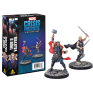 Marvel: Crisis Protocol - Thor and Valkyrie Character Pack Thumb Nail